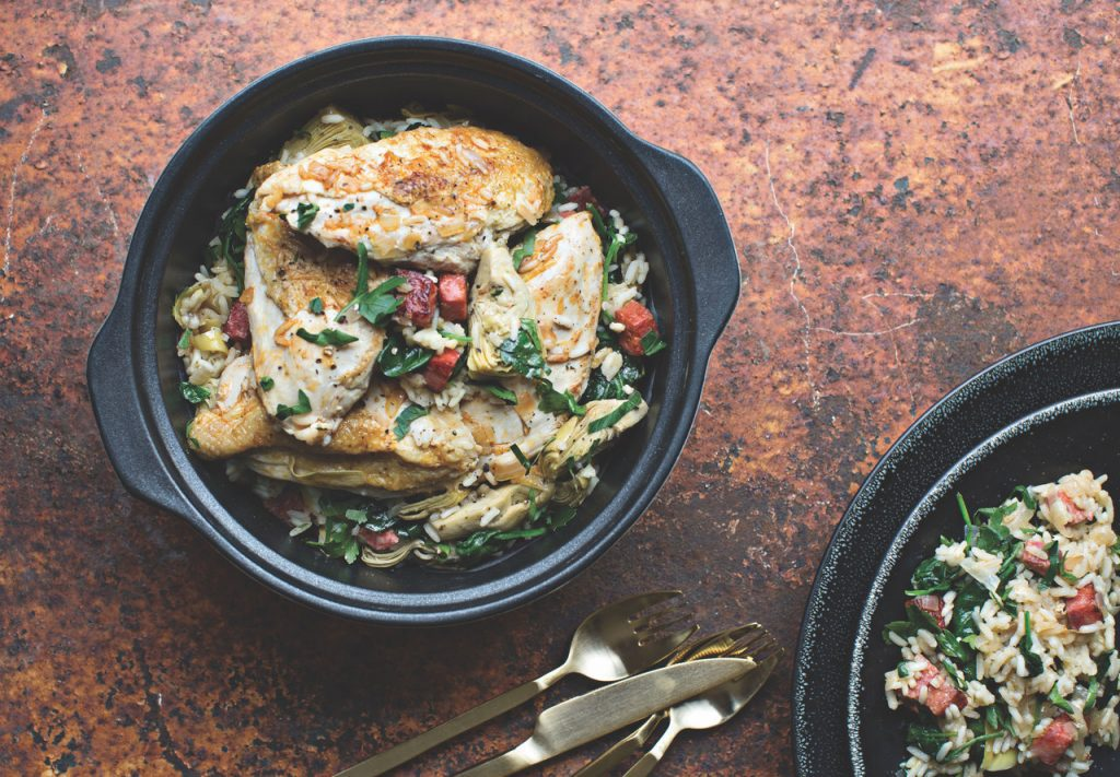 Neven Maguire Baked Chicken