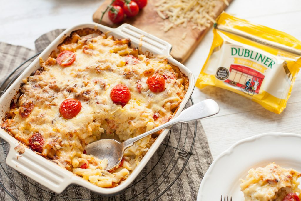 Macaroni Dubliner Cheese recipe, i love cooking, cheese recipes